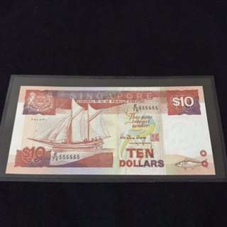 Ship Series $10 With Solid 5