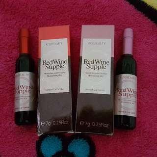 Red Wine Liptint by Kiss Beauty