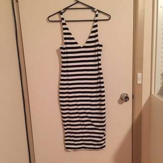 Stripy Kookai Dress