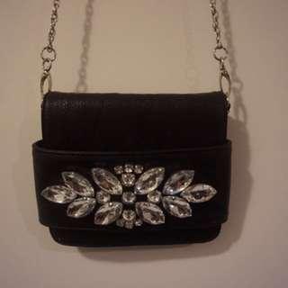 Urban Outfitters Black Diamond Purse