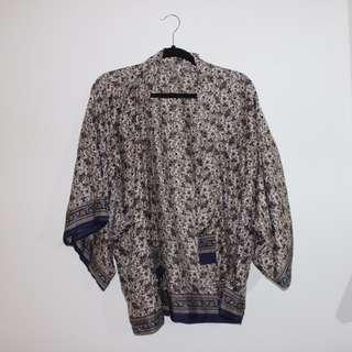 Kimono Style Summer Jacket