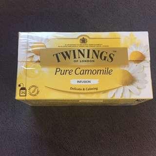 《包平郵》全新Twinings Pure Camomile 洋甘菊