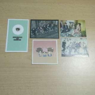 BTS Jungkook electromagnetic sticker