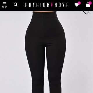 Fashion nova smarty pants - XS