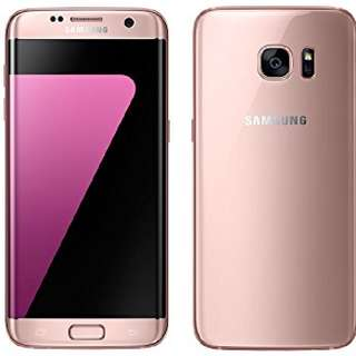 S7 Edge Rose Gold (free BNIB wireless charger)