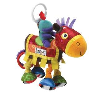 Lamaze Early Baby Infant Development Toy, Sir Prance A Lot New Plush Soft Toy