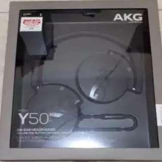 Headphone AKG Y50 Original sealed