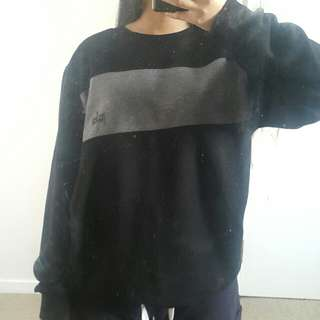 FUBU black jumper