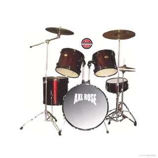 AXL Rose Drum Set DD-2225