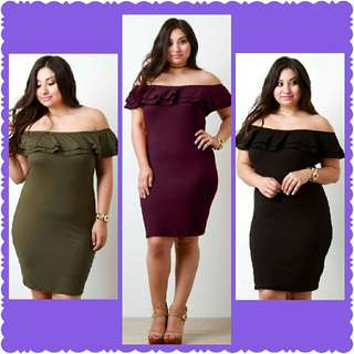 mo: plus size dress