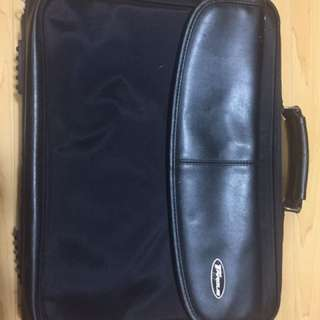 Leather briefcase/ bag