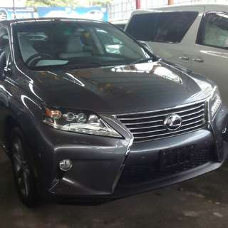 Lexus RX270 2.7 2012