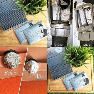 Silver Luxury Cleaning Cloth✨