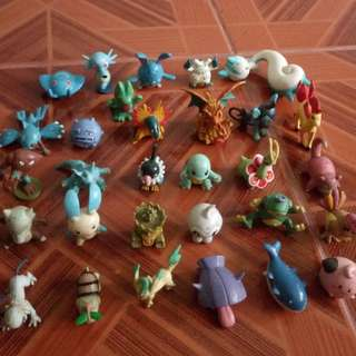 My pokemon collections