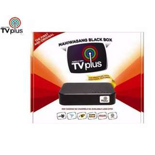 ABS-CBN TV Plus Digibox