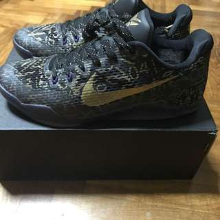 Nike Zoom Kobe XI Mamba Day ID black/gold US9.5