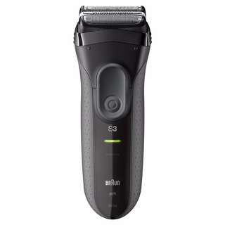 Braun Series 3 ProSkin 3000s Rechargeable Electric Shaver black