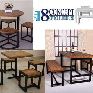 Chairs & Table Set