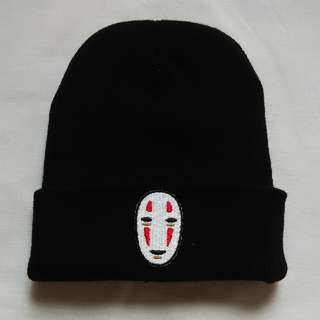 Spirited Away Kaonashi (No Face) Beanie