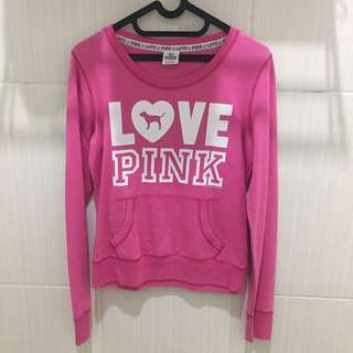 Sweatshirt Pink VS