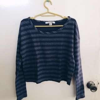 Forever21 Stripes Sweater