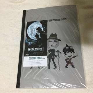 -----妖怪人間電影筆記本 -----贈品區購買K-T商品可選一件 請私訊謝謝