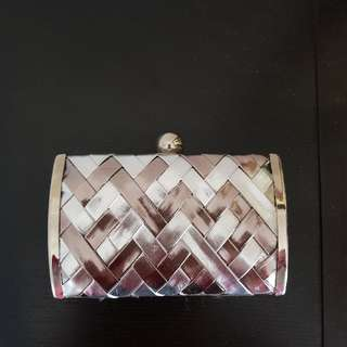 small clutch used once excellent condition