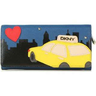 DKNY Taxi Limited Ed Wallet