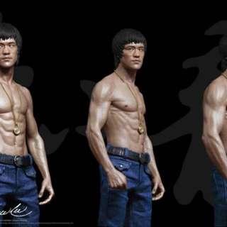 Enterbay Bruce Lee BL-1 雕像