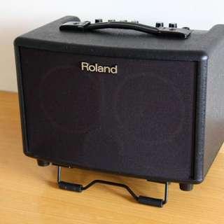 Roland ac-33 音響