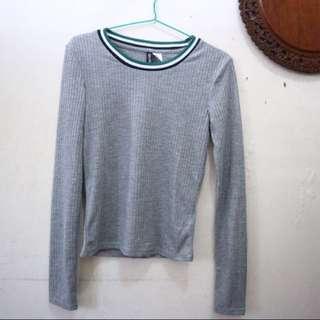 H&m Crop Shirt