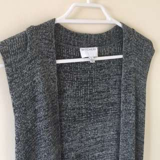 Witchery Ribbed Vest