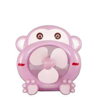 BEST SELLER - Monkey - Rechargeable Fan