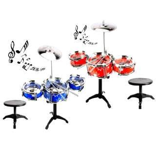 Mini drum and chair