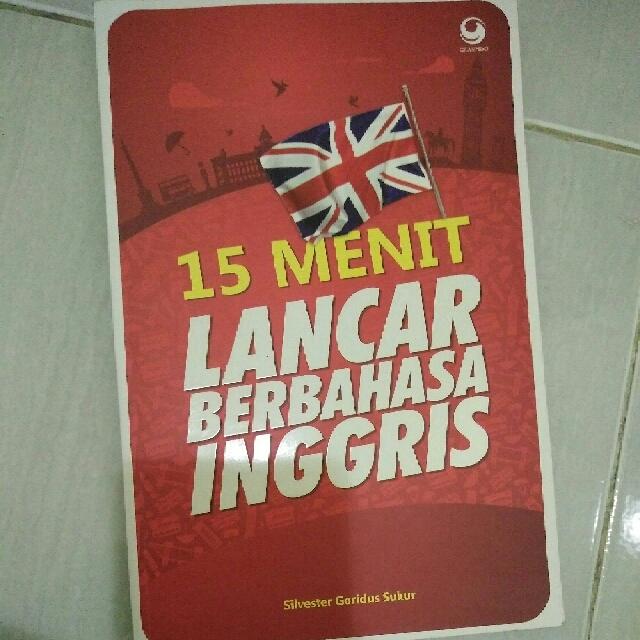 15 Menit Lancar Bahasa Inggris