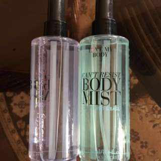 SALE! Victorias Secret Love My Body Mist