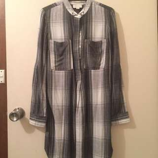 Witchery tartan dress