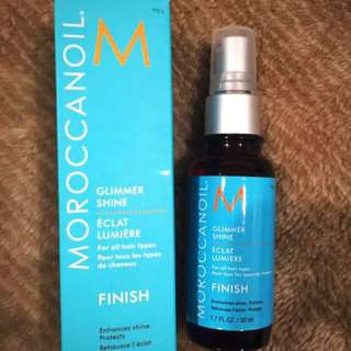 Moroccanoil 💆🏽glimmer shine spray ☀️50ml