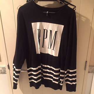 RPM long sleeve