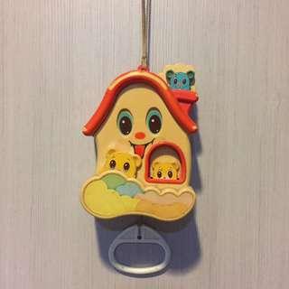 老玩具/會動的音樂盒