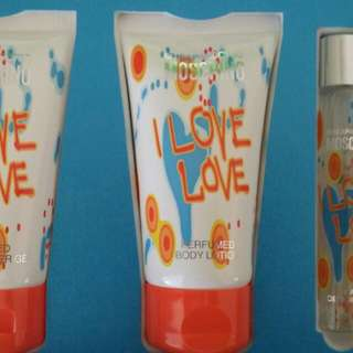 Moschino I Love Love - 3 Piece Set