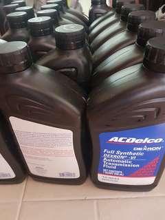 ACDelco (GM) Dexron VI (Dexron 6) ATF transmission fluid