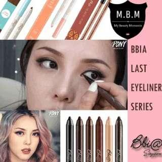INSTOCK Bbia Last Eye series Eyeliner In Rose Gold and Jazz Brown