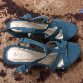 Wedges Son Altesse Shopie Original