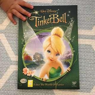 Tinkerbelle DVD