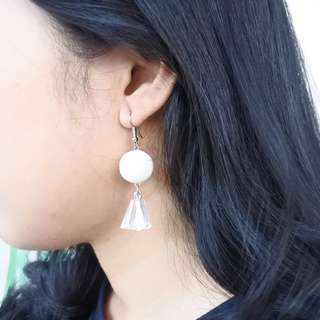 Sterling in White / Ready stock ✨