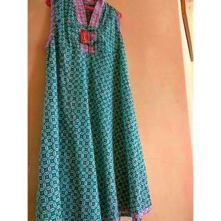 New Dress Batik Payung