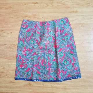 Bandana Inspired Skirt
