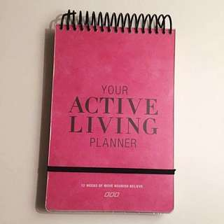 Lorna Jane Active Living Planner