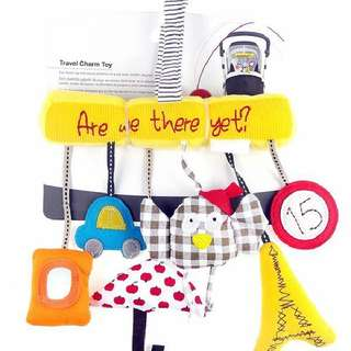 Baby Play Musical Travel Hang Toy